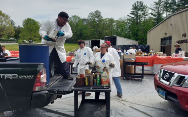 Household Hazardous Waste Collection Day Planned for Saturday, October 9th