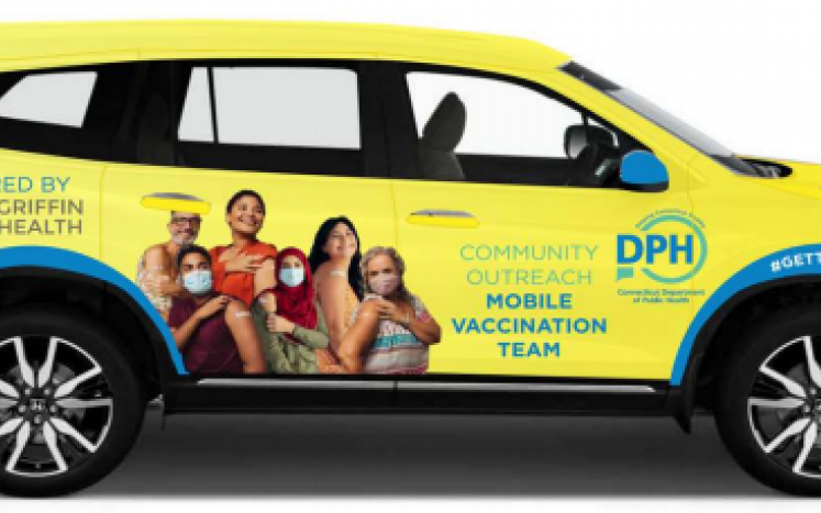 Community College Hosting Mobile COVID-19 Vaccine - Tuesday, August 31st